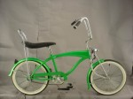 B14.LOWRIDER F4 Green Banana Seat Bicycle (500 x 375)
